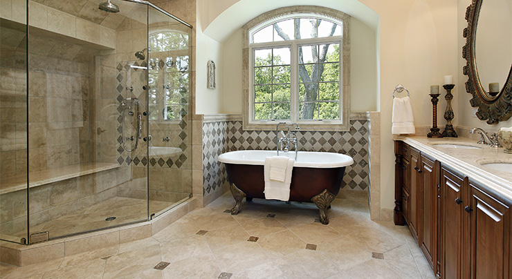 Bath Trends master bath trends for 2015 | classic granite kitchen countertops