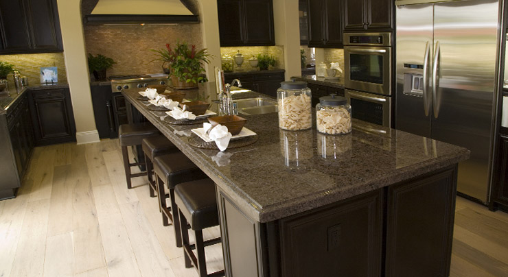 Itu0027s Easy To Choose A Granite Countertops, If You Consider Color And  Veining Options As Well As Edging Possibilities. There Are Actually A  Significant ...