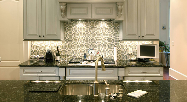 Kitchen Backsplash Richmond Va make an impact with a beautiful kitchen backsplash | classic